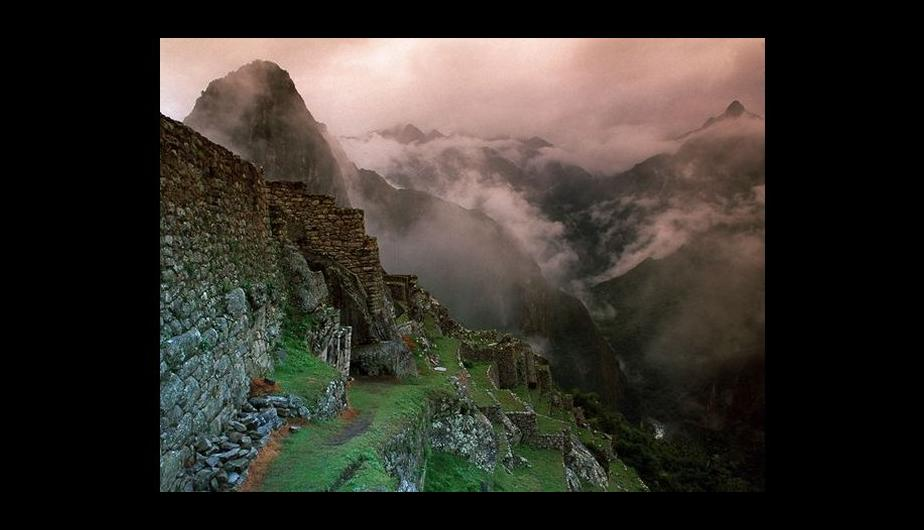 Machu Picchu. (Foto: National Geographic)
