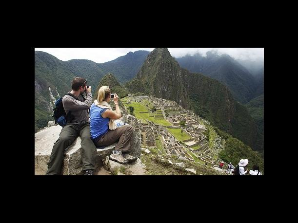 Machu Picchu en lista de 10 aventuras del USA Today