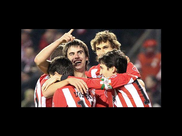 Athletic Bilbao en la final y espera al Barcelona o Valencia