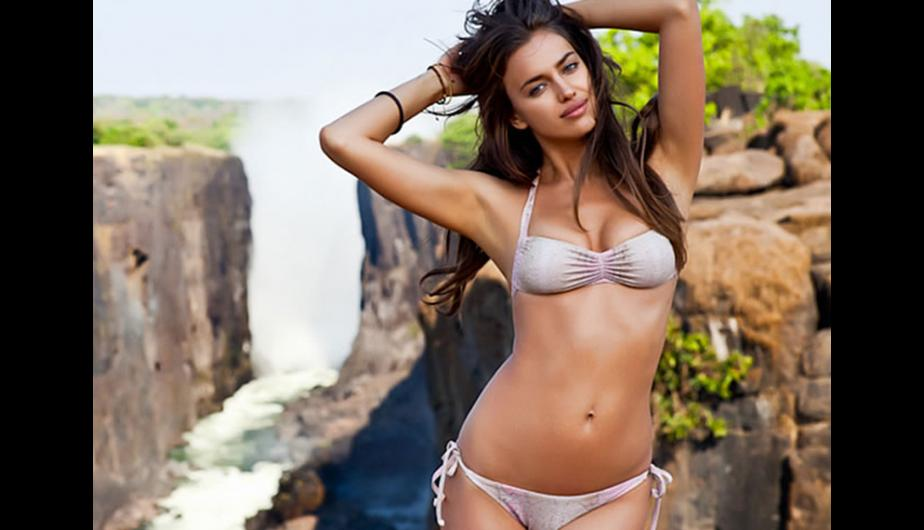 Fotos: Así lució Irina Shayk para Sports Illustrated
