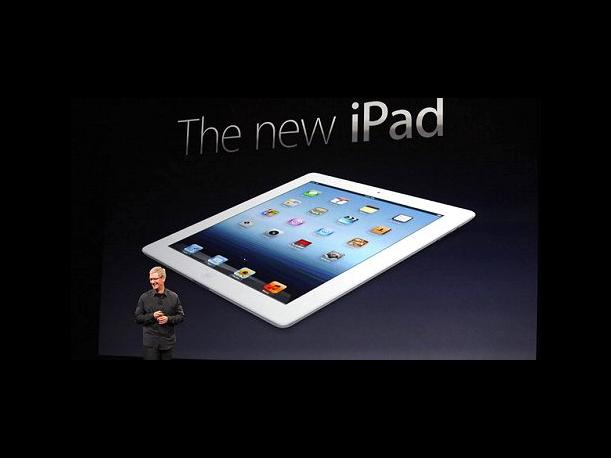 Apple present&oacute; su nuevo iPad con 4G y mayor resoluci&oacute;n