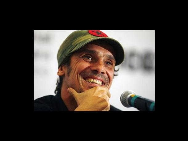 Manu Chao: &quot;Lo que m&aacute;s he escuchado es technocumbia&quot;