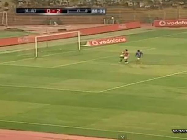 Video: Absurdo autogol en el Egipto – Chad