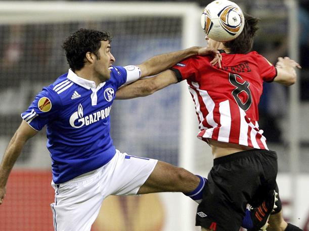 Schalke sale por el milagro ante el Athletic Bilbao