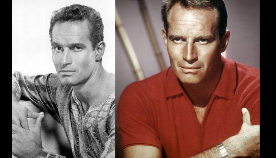 Fotos: El cl&aacute;sico y eterno atractivo de Charlton Heston