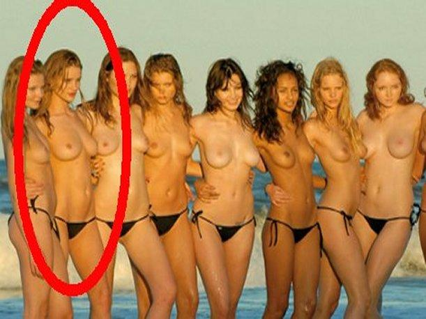 Group topless calendar pirelli think, that