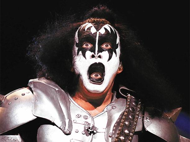 Rock &amp; Roll All Stars &ndash; El Demonio Gene Simmons