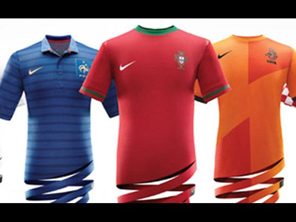 Video: Holanda, Portugal y Francia estrenan camiseta