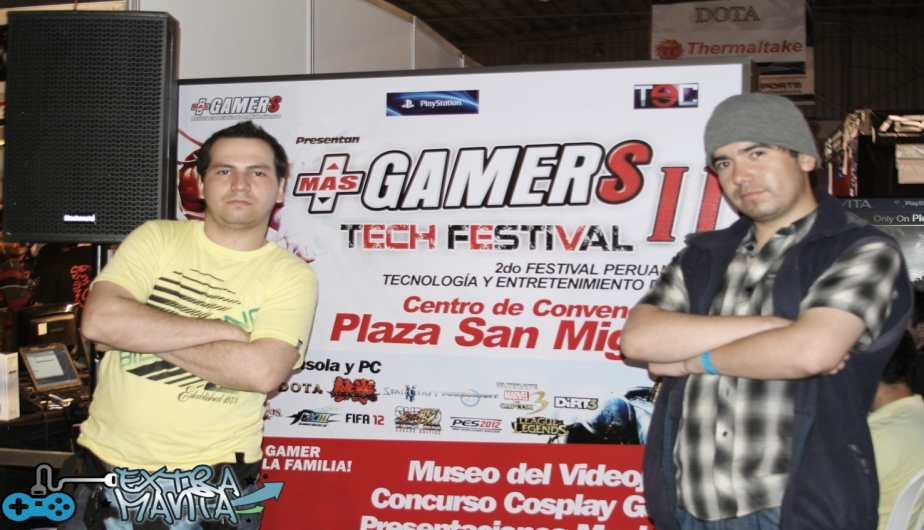 Más Gamers Tech Festival II