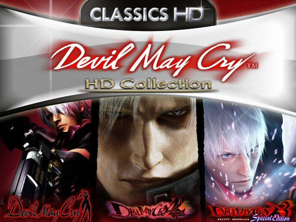 Revisión - Devil May Cry HD Collection