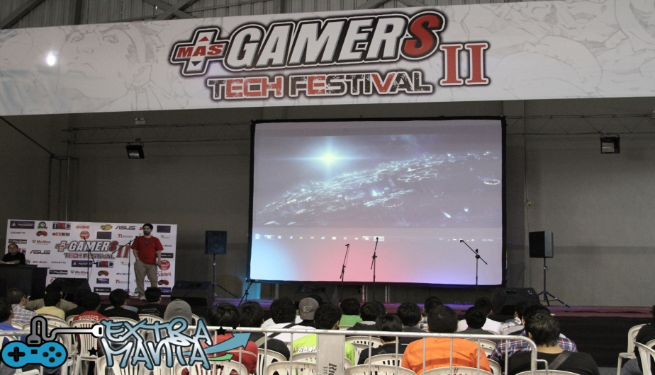 Mas Gamers Tech Festival.