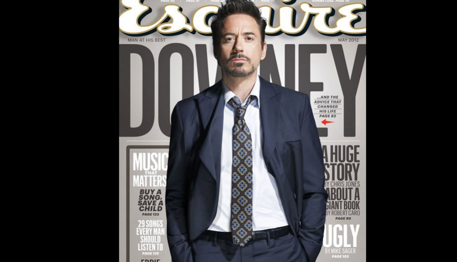 Fotos: La pícara elegancia de Robert Downey Jr.