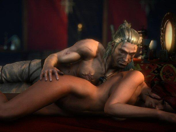 Escenas de sexo en The Witcher 2 causan polémica en la red