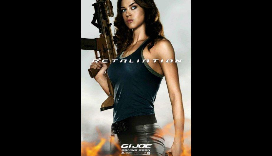 Lanzan nuevos posters con personajes de &#039;G.I. Joe: Contraataque&#039;
