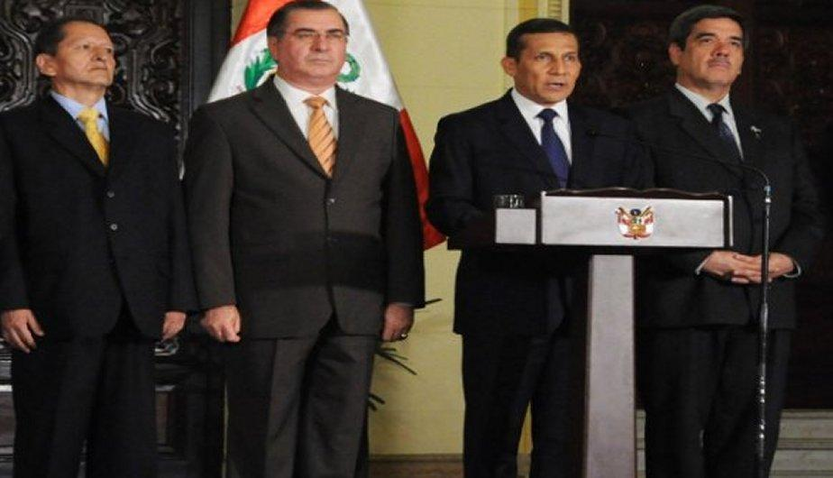 Ollanta Humala ratifica su compromiso con Cajamarca sobre proyecto Conga