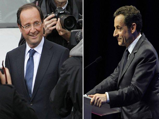 Francia: Fran&ccedil;ois Hollande gana en primera vuelta a Nicol&aacute;s Sarkozy