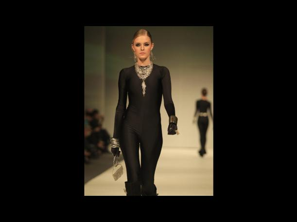Lima Fashion Week 2012: Desfile de Ilaria