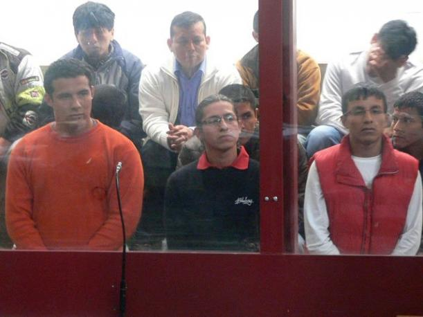 Asesino de Marco Antonio fue condenado a cadena perpetua
