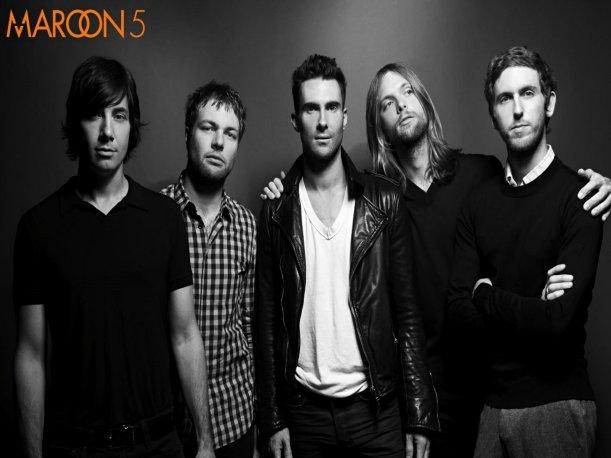 Concierto de Maroon 5 se traslada al Estadio Nacional 