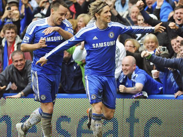 &lsquo;Figura&rsquo;: Fernando Torres marc&oacute; hat-trick en goleada de Chelsea