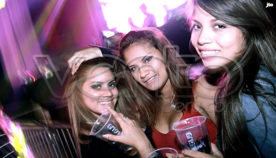 FOTOS: DJ Paul Ritch en Barranco