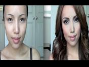Video: Mujer se transforma en Jessica Alba a base de maquillaje