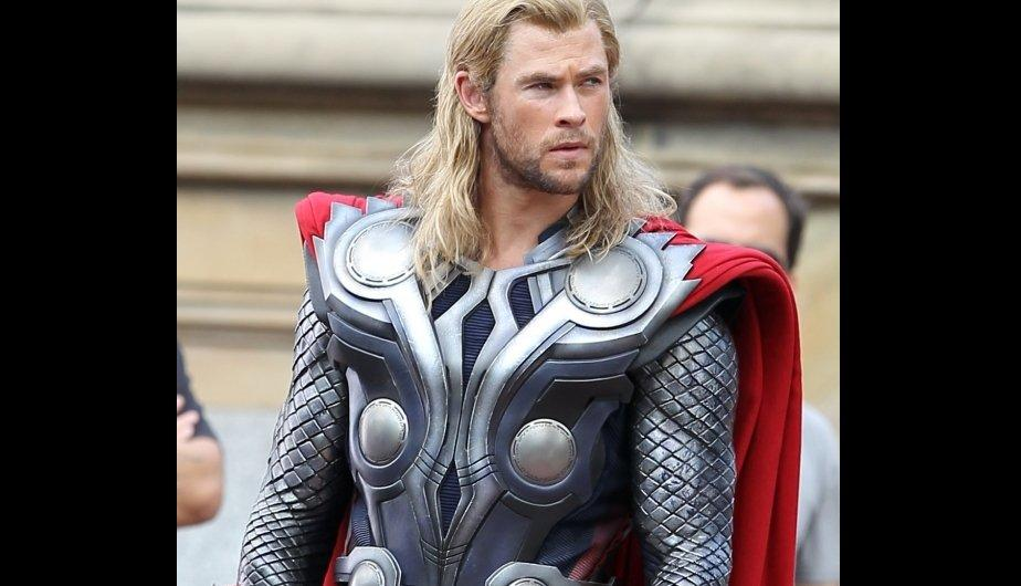 FOTOS: Chris Hemsworth, el espectacular Thor, Dios del trueno