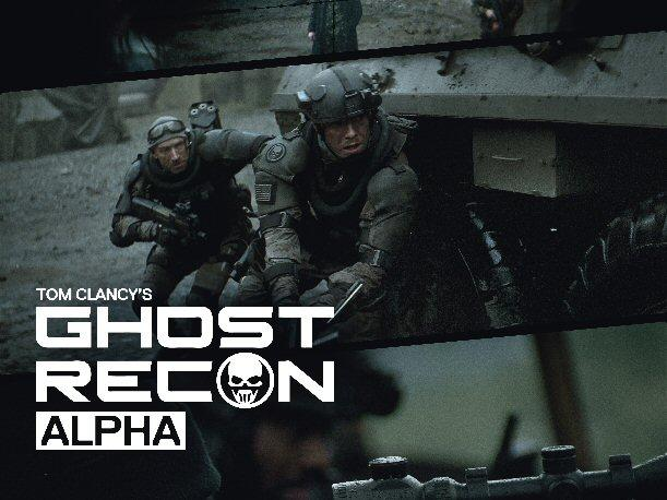 VIDEO: Tom Clancy Ghost Recon Alpha Live Action