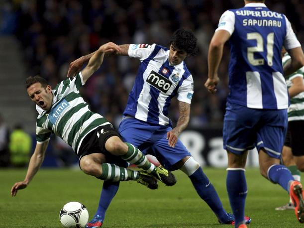 Sin Champions League: Sporting Lisboa cae ante Porto