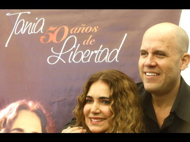 Tania Libertad sobre su aniversario: &quot;Me siento honrada de cantar con Gian Marco&quot; 