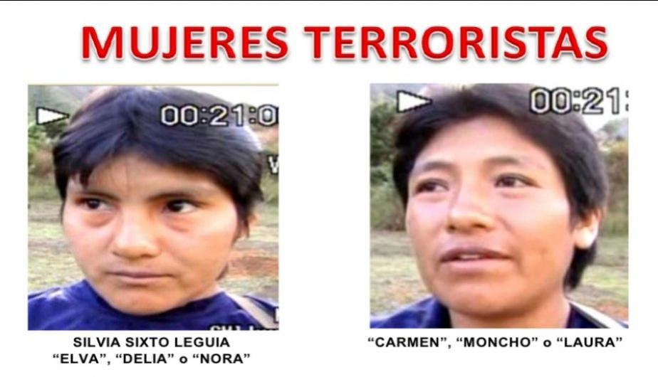 FOTOS: Estos son los rostros de los terroristas m&aacute;s buscados en el VRAE
