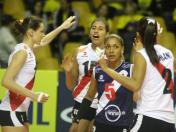 Perú venció en cinco sets a Colombia y va a la final del Preolímpico de Vóley