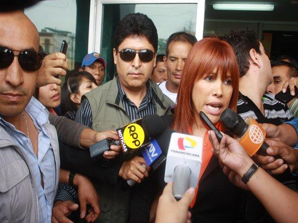 Magaly Medina sobre sentencia por caso Vismara: &quot;Est&aacute;n privando mi derecho como periodista&quot;