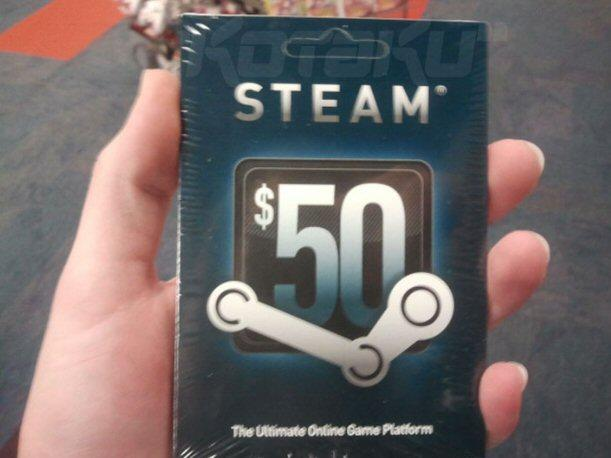 Confirmado: Steam lanza los cupones pre-pago en GameStop