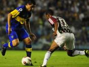 Programación TV: Boca Juniors vs. Fluminense y Vélez vs. Santos