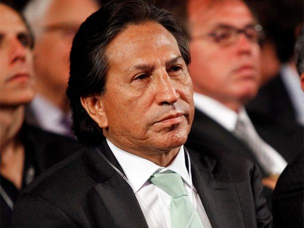 Declaran persona no grata a Alejandro Toledo en la Universidad de Cajamarca