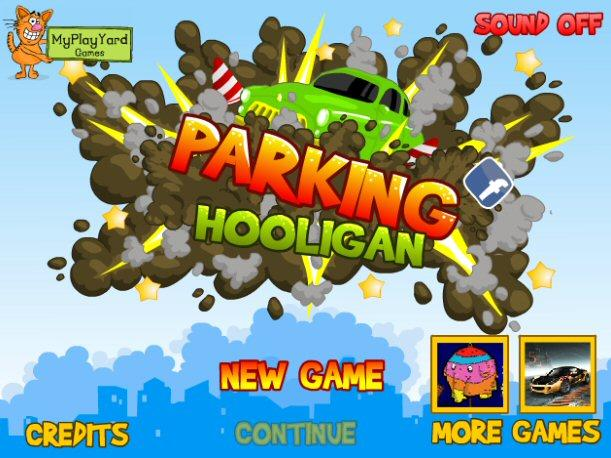 Juego Online - Parking Hooligan