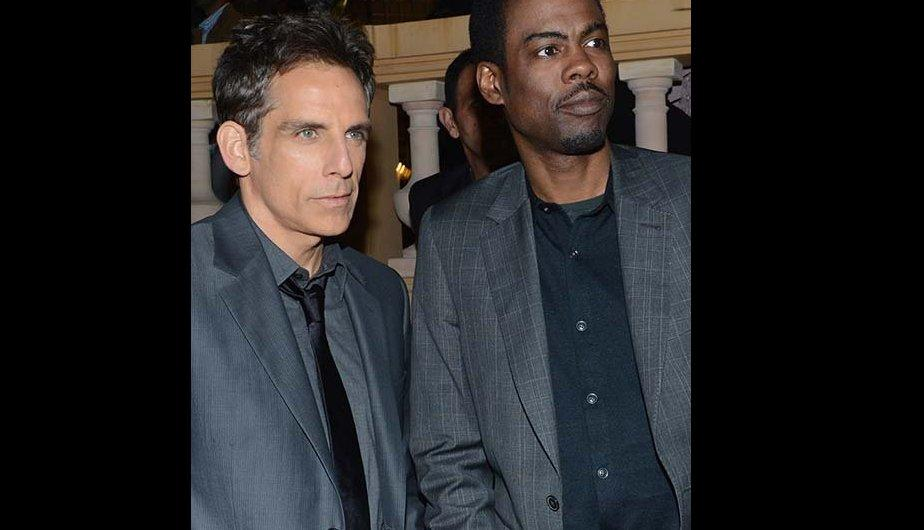 FOTOS: Ben Stiller, Chris Rock y David Schwimmer de Calvin Klein en Cannes 2012