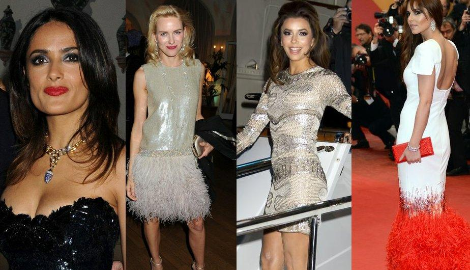 FOTOS: Las mejores vestidas del cuarto d&iacute;a de Cannes 2012