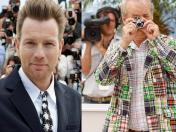 Ewan McGregor y Bill Murray: Dos maneras de lucir estampado en Cannes