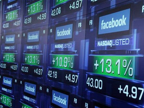 EE.UU: Facebook vuelve a caer en su tercer d&iacute;a en Wall Street y genera dudas