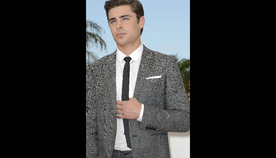 FOTOS: Zac Efron alborot&oacute; la alfombra roja de Cannes
