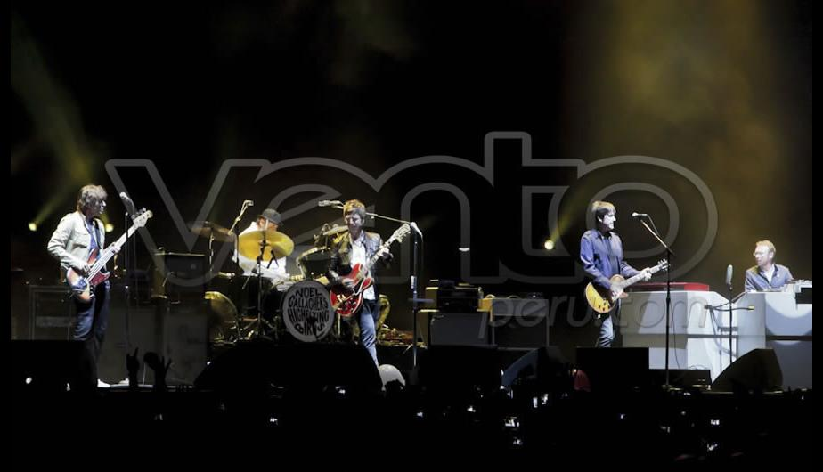 FOTOS: Noel Gallagher y los Highflying Birds brindaron concierto en Lima