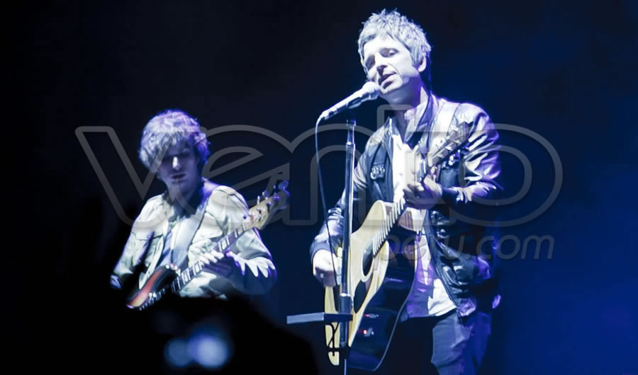 Noel Gallagher y los Highflying Birds brindaron concierto en Lima. (Fotos: Vento Perú).