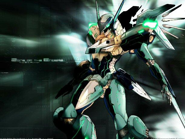 Se confirma un nuevo Zone of the Enders