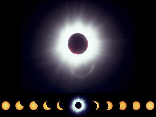 Como un eclipse de sol 