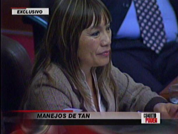 VIDEO: Congresista Aurelia Tan contrata a hermano como chofer, pero otro cobra el sueldo