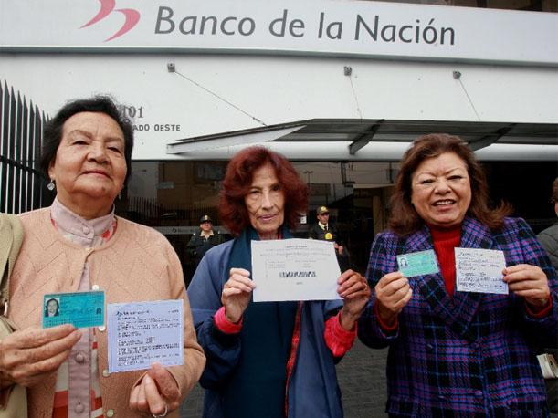 VIDEO: Banco de la Naci&oacute;n registr&oacute; a m&aacute;s de 106 mil fonavistas el fin de semana