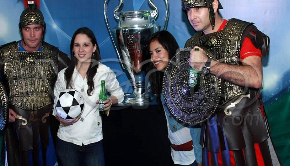 FOTOS: Heineken Champions League en fiesta &eacute;pica 