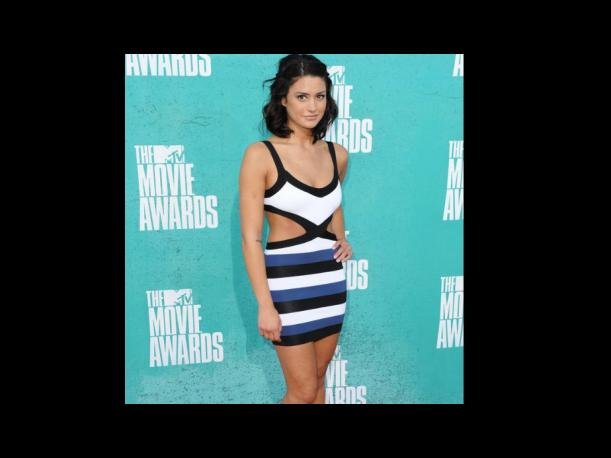 FOTOS: Hija de Jean Claude Van Dame, la más elegante de los MTV Movie Awards